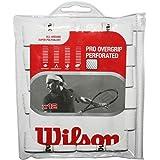 Amazon.com: Wilson Pro Overgrip (12-Pack) perforado, color ...