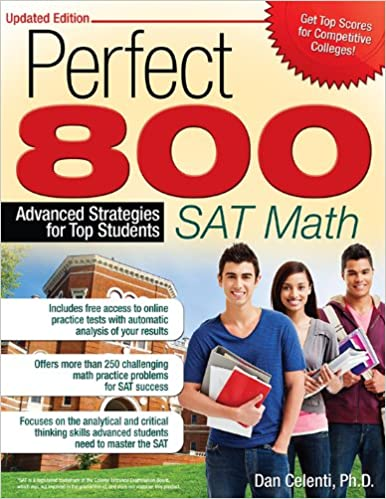 Perfect 800: SAT Math: Advanced Strategies for Top Students PDF