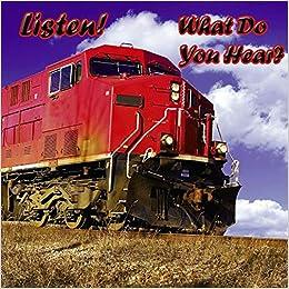 Listen! What Do You Hear? por J. Jean Robertson epub