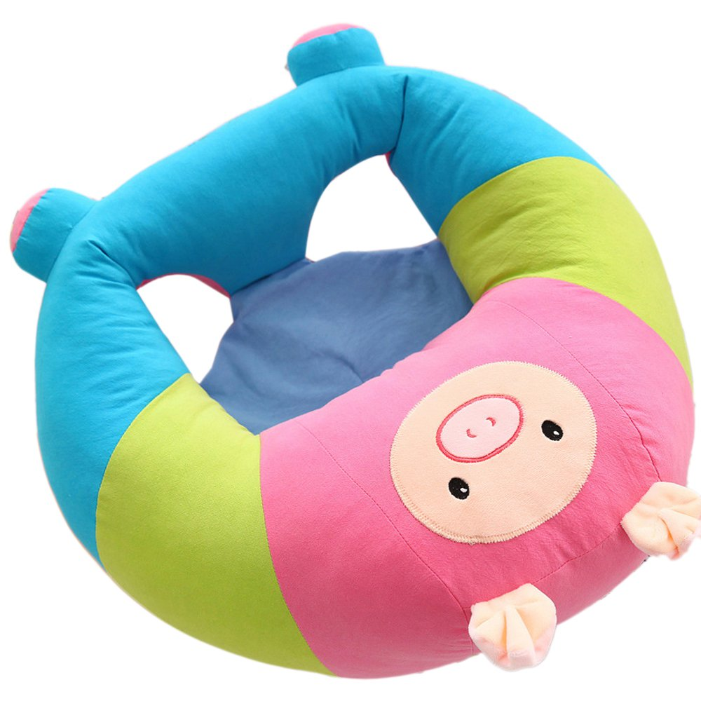 Baby Sitting Chair Babys Learning to sit Pillow Protectors (Puppy) IshowStore