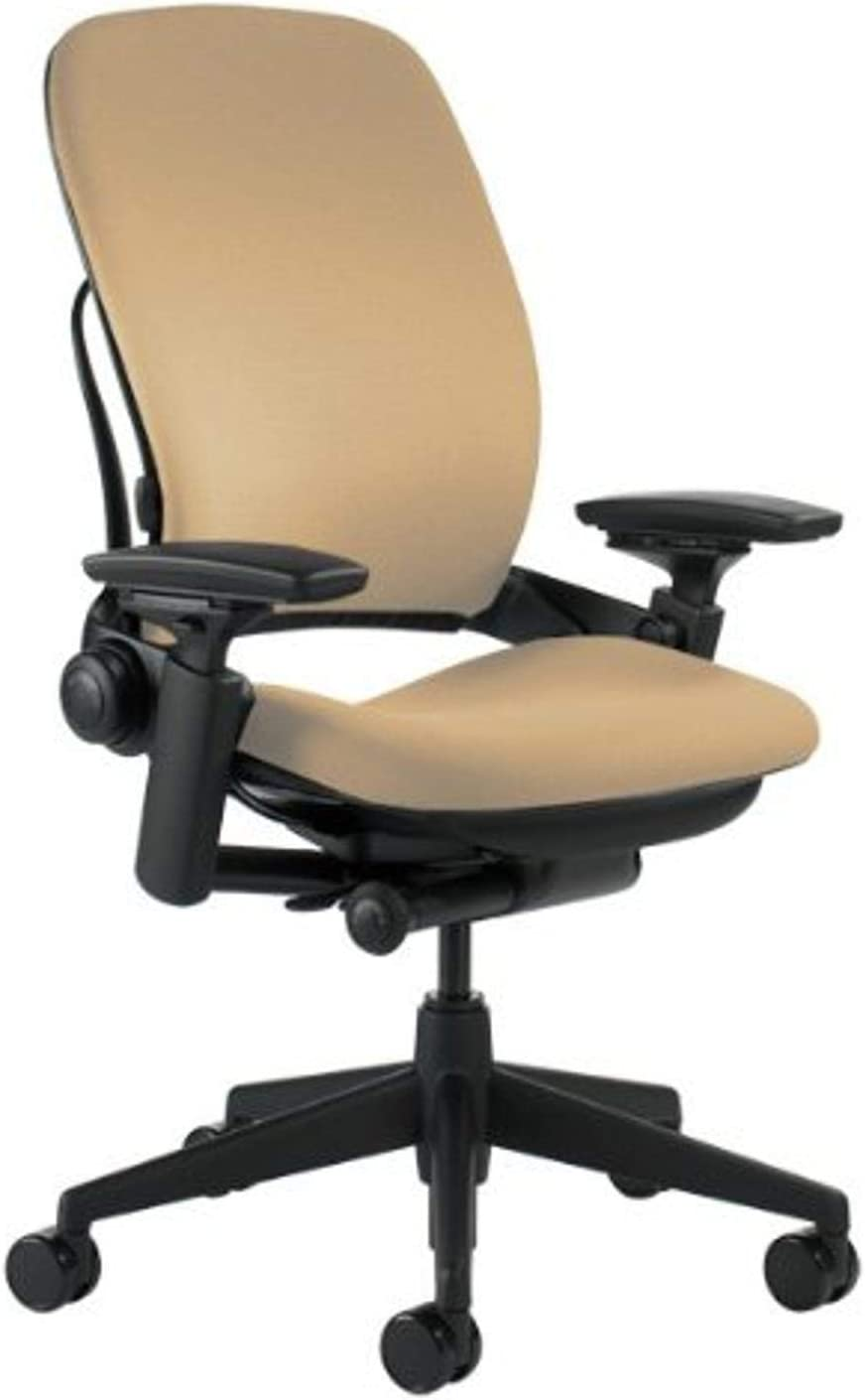 Steelcase Leap Chair, Barley Fabric -