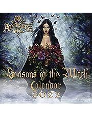Alchemy 1977 Gothic 2022 Calendar