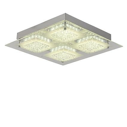 Ceiling light modern flush mount ceiling lamp dimmable led kitchen ceiling light modern flush mount ceiling lamp dimmable led kitchen lighting fixture square lamp k9 crystal aloadofball Gallery