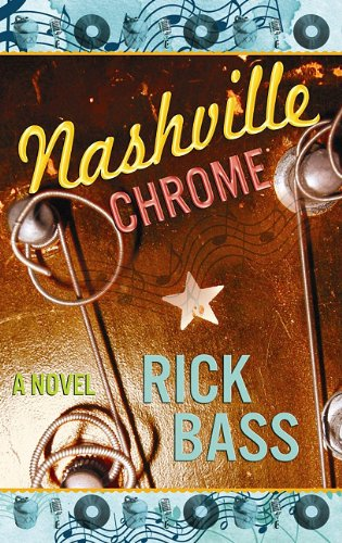 book cover of Nashville Chrome