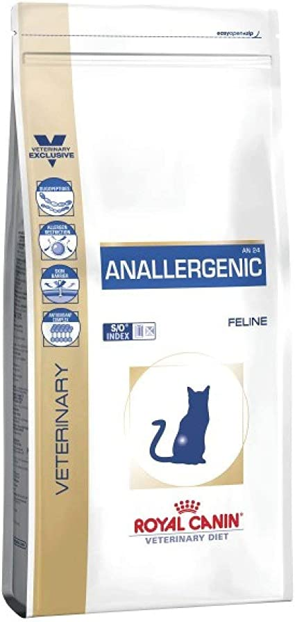 Royal Canin Feline Anallergenic 2 Kg: Amazon.es: Productos para mascotas