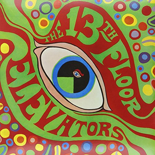 The Psychedelic Sounds Of The 13th Floor Elevators ( 2 LP Gatefold )
