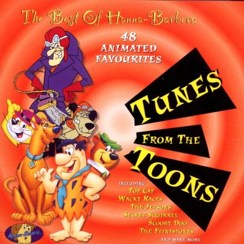 Price comparison product image Best of Hanna Barbera: Tunes From the Toons