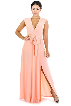 9ab339dad76d Summer Goddess Maxi Dress at Amazon Women s Clothing store