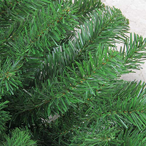 Northlight 48'' Deluxe Windsor Pine Artificial Christmas Teardrop Swag - Unlit by Northlight (Image #2)