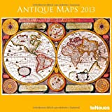 2013 Antique Maps Wall Calendar