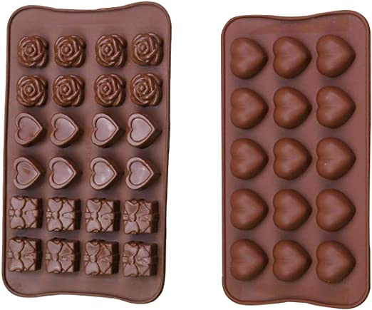 Rose Jelly Silicone Cake Mould Chocolate Pudding Mold DIY Baking Decor Tool
