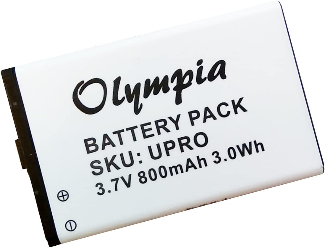 Callaway uPro Battery Replacement Lifetime Warranty New
