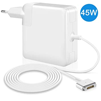 Netzter - Cargador para MacBook Air de 45 W (Compatible con ...