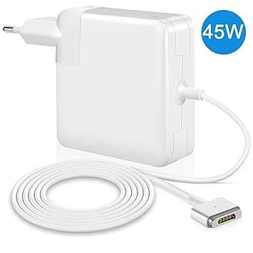 Netzter - Cargador para MacBook Air de 45 W (Compatible con ...