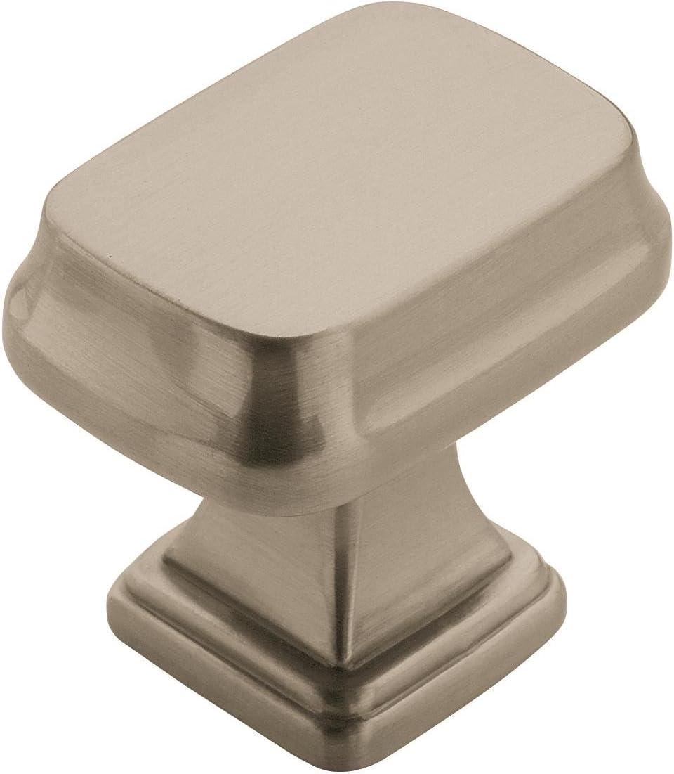 Diameter Gunmetal Cabinet Knob Amerock Revitalize 1-1//4 32 mm