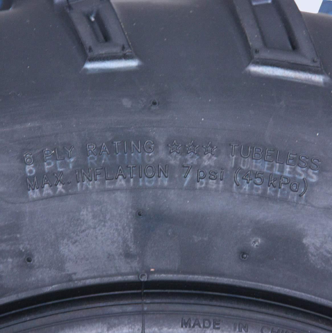 Polaris E-Zeichen Reifen 24x8-12 Wanda 6ply P373 24x8.00-12 Atv Quad Reifen