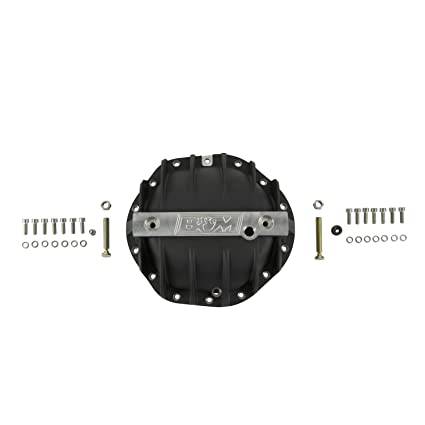Amazon com: B&M 71505 Differential Cover For Use w/GM 9 5 in