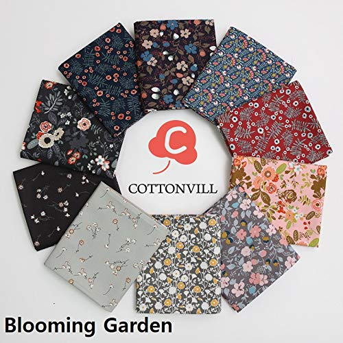Top 9 best quilting fabric garden