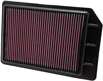 Amazon Com K N Engine Air Filter High Performance Premium Washable Replacement Filter 2010 2013 Suzuki Kizashi 33 2441 Automotive