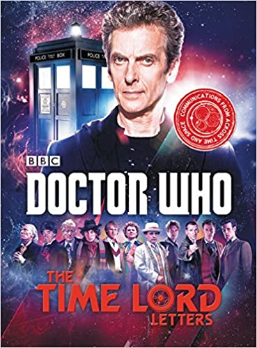 Doctor Who The Time Lord Letters Justin Richards 0201562397281