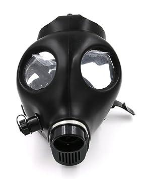 7,6 cm de goma máscara (negro), para fumar