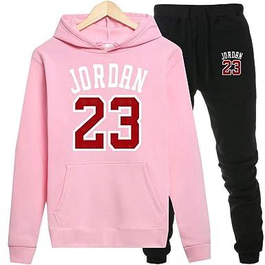 ee6f1d1aaa2 Jordan Hoodie Men Jordan 23 Men Sportswear Print Pullover Hip Hop Mens  Tracksuit Black Pink