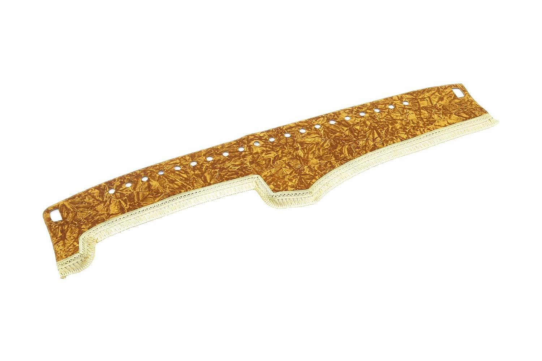 雅 ダッシュマット チンチラ ゴールド フレンジ:ゴールド №67 日野 グランドプロフィア(H15/12~)<大型車> MDM-CC-67GO B01E6P8SUS ゴールド ゴールド