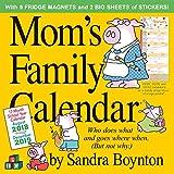 Mom's Family Wall Calendar 2019