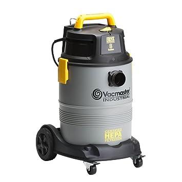 vacmaster 8 gallon hepa vac with 2 stage motor vk811ph - Hepa Vacuum