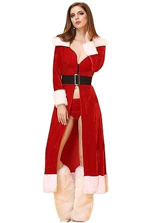 Long Santa Dress