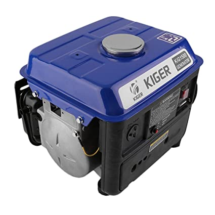Bituxx Benzin Stromgenerator mobiler Stromerzeuger tragbares Stromaggregat