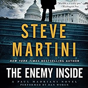 The Enemy Inside Audiobook