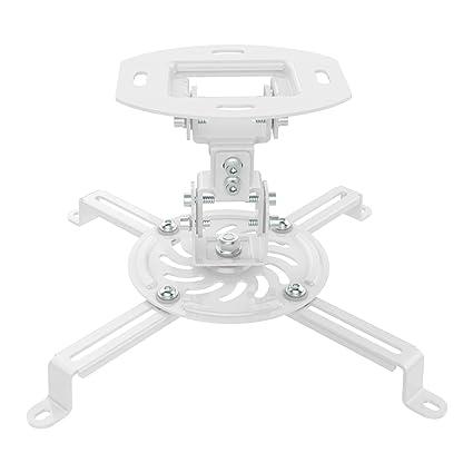 Soporte de Montaje Universal Ajustable para proyector de Techo ...