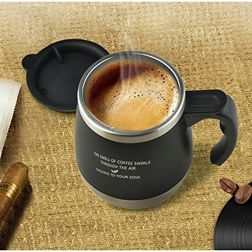 Coffee Mug Cute Big Belly Cup MUGS Tumbler THERMOMUG Office good gift