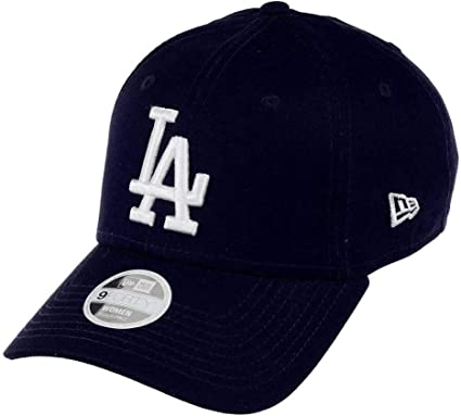 A NEW ERA Era League Essential 9forty Losdod Gorra, Mujer, Navy ...