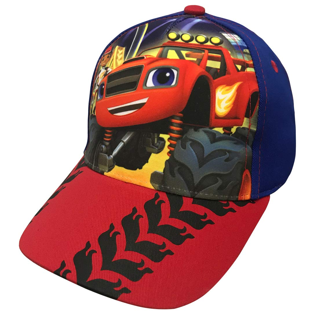 Nickelodeon Boys Toddler blaze Baseball Cap [2013]