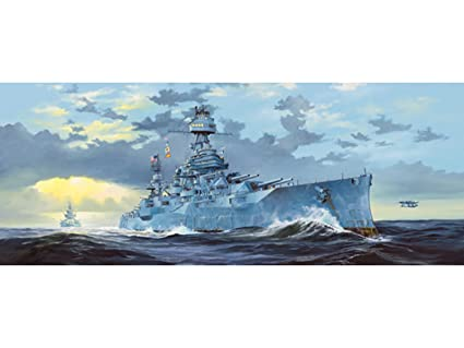 Amazon.com: Trumpeter 1/350 05340 USS Texas BB-35: Toys & Games