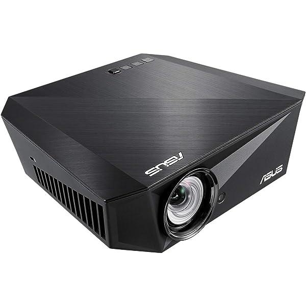 ASUS F1 - Proyector LED, FULL HD (1920*1080, 1200 lúmenes, Tiro ...