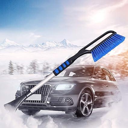 1 x Ice Snow Scrapers Scrapper Cleaner Winter Home Car Van Windscreen Plastic