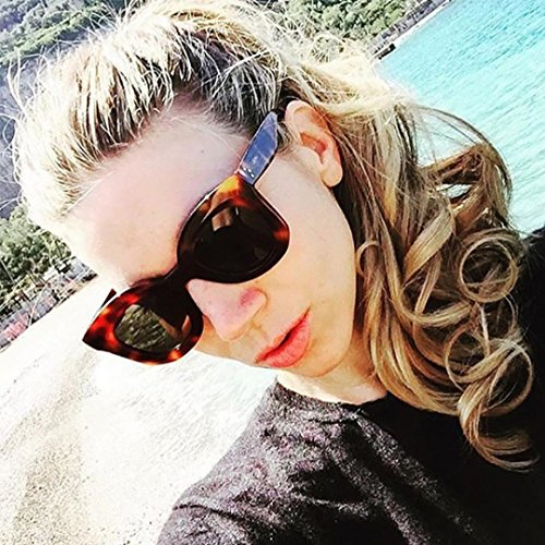 playa Polarizadas mujer viajes Gusspower conducir Gafas Retro de para de C Sol gafas Estilo UV400 sol gafas hombre FnnUHaI