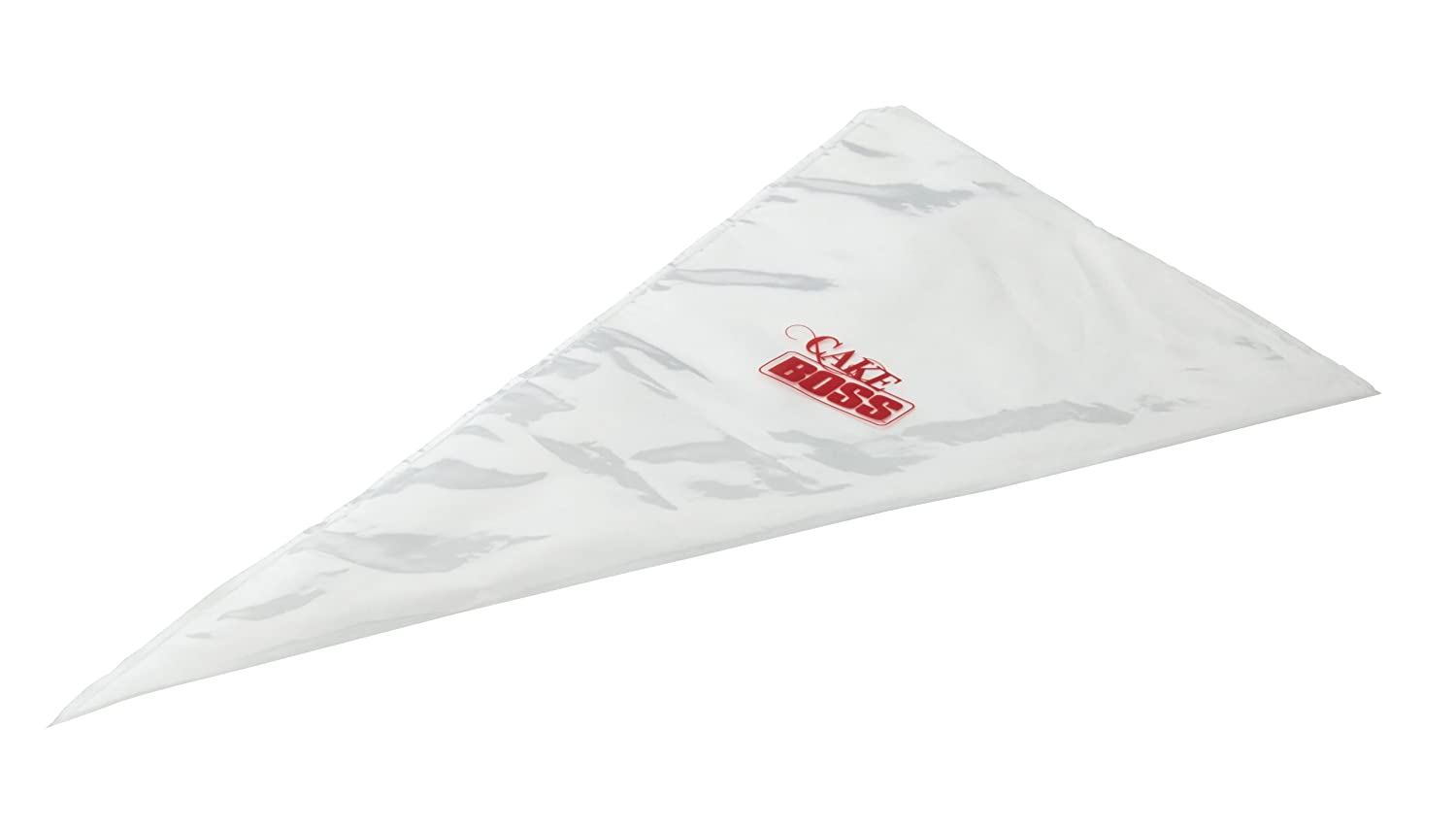 Cake Boss 50 Count Disposable Plastic Icing Bags, 14-Inch