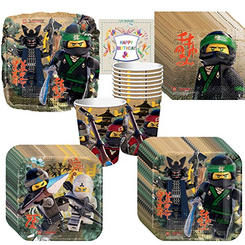 Price comparison product image Lego Ninjago Party Pack Bundle
