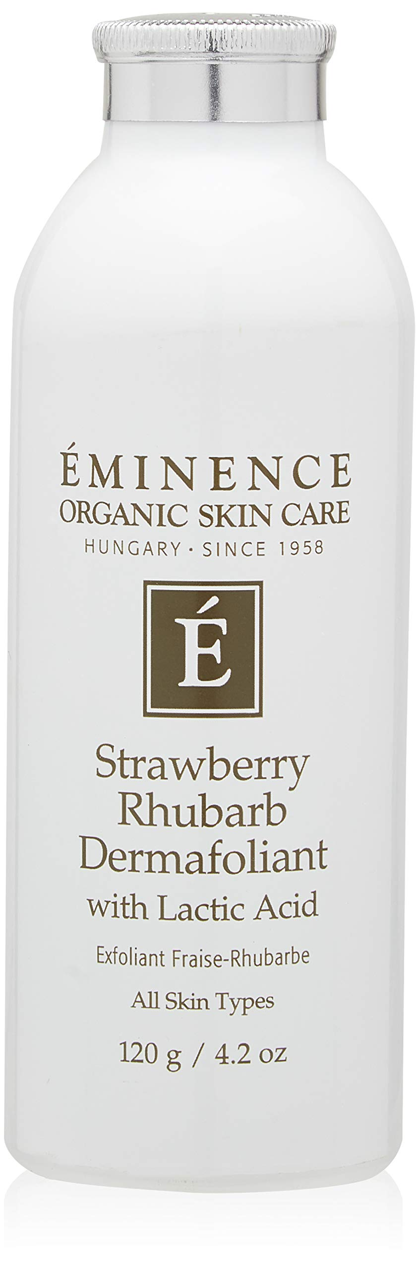 Eminence Strawberry Rhubarb Dermafoliant, 4.2 Ounce