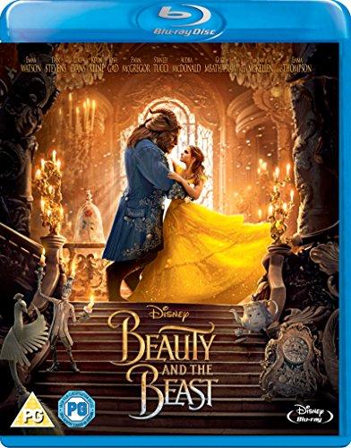 Beauty and the Beast 2017 Blu-ray, Region B (UK)