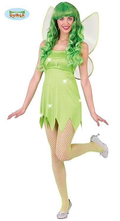 Guirca Disfraz Adulta Magic Fairy, Talla 42-44 (84545.0): Amazon.es: Juguetes y juegos