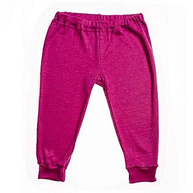 933ed90174e2 Amazon.com  Hocosa Organic Merino Wool-Silk Baby Pants  Infant And ...