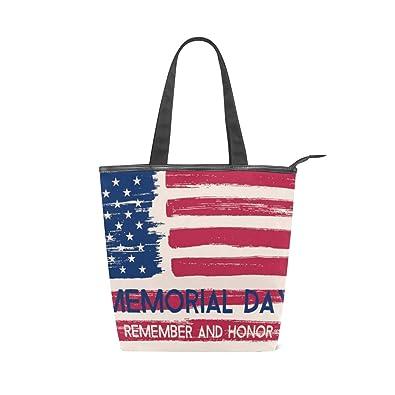 LUPINZ - Borsa per la spesa con bandiera americana: Amazon ...