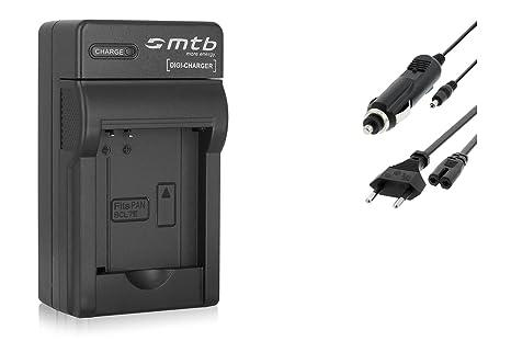 Cargador DMW-BCL7 para Panasonic Lumix DMC-F5, FH10, FS50, SZ3, SZ9, XS1, XS3