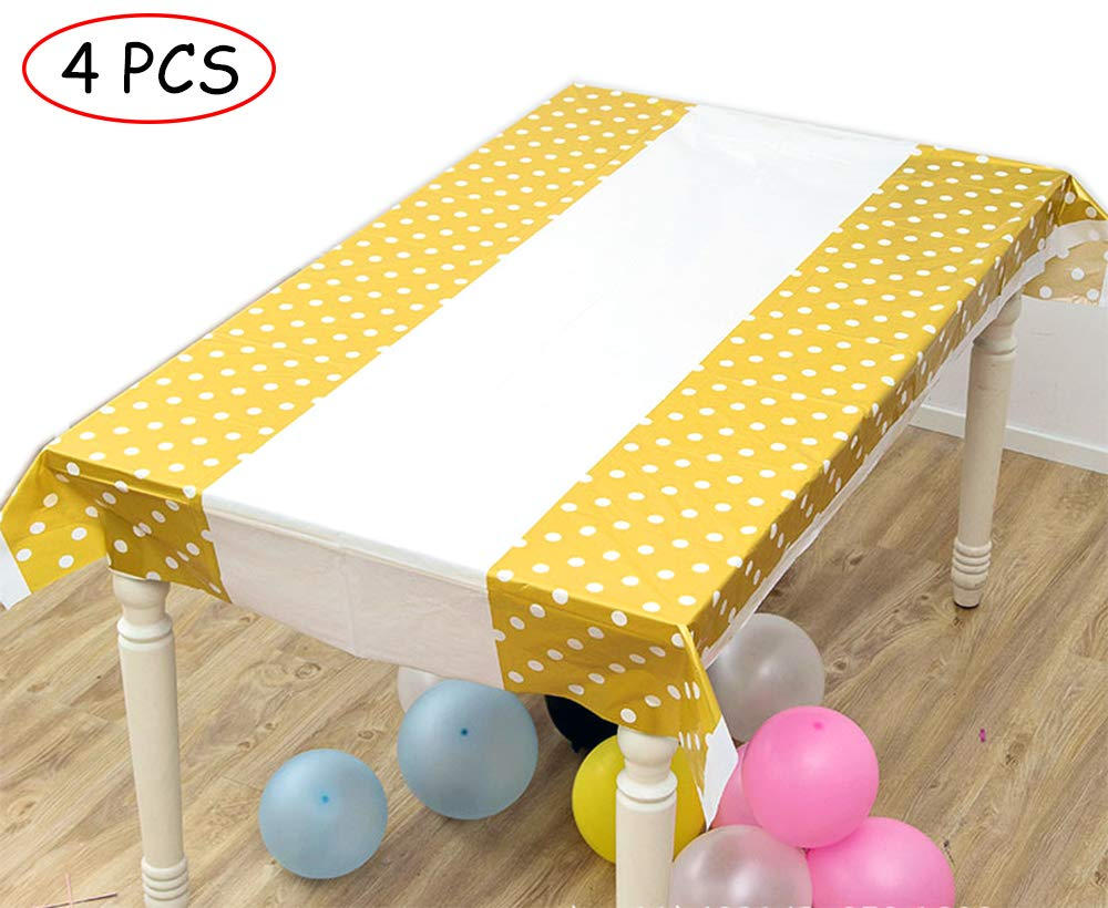 Tablecloth Plastic Table Cloths Disposable Tablecloths Birthday Tablecloth Party Table Cloths Disposable Plastic Table Covers