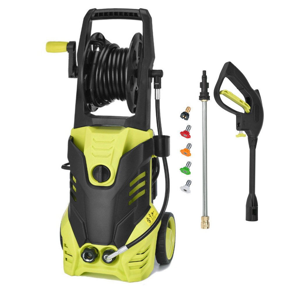 Weffort Electric Power Pressure Washer 2030 Psi 1 7gpm